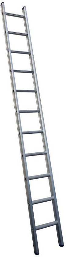 enkele ladder recht ergonomisch