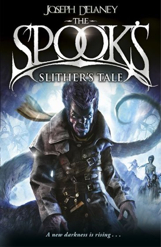Spook's: Slither's Tale: Book 11