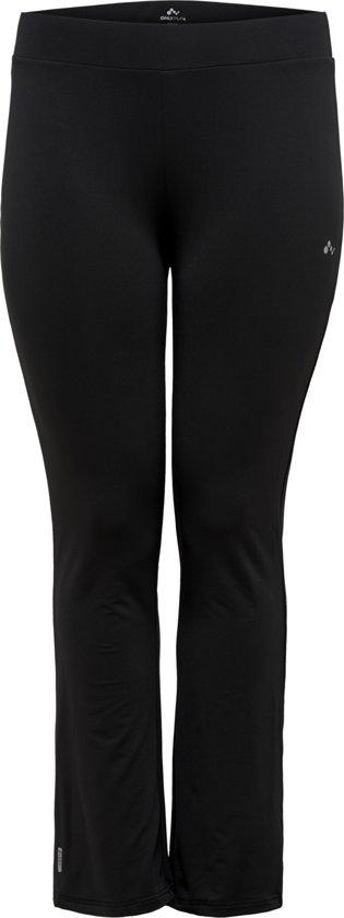 Only Play Curvy Nicole Jazz Pants Sportbroek Dames - Black - Maat 52/54