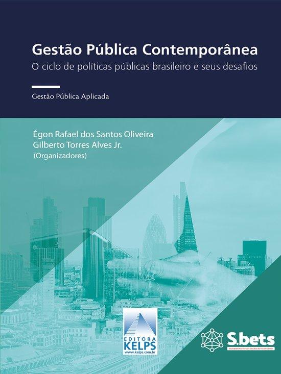 Boek cover Gestão Pública Contemporânea van Gilberto Torres Alves Jr. (Onbekend)