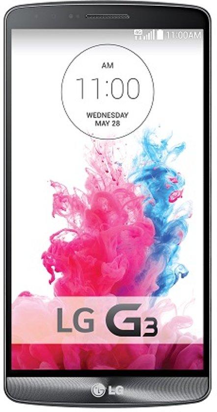 LG G3 (D855) - 16GB - Zwart/ Titan