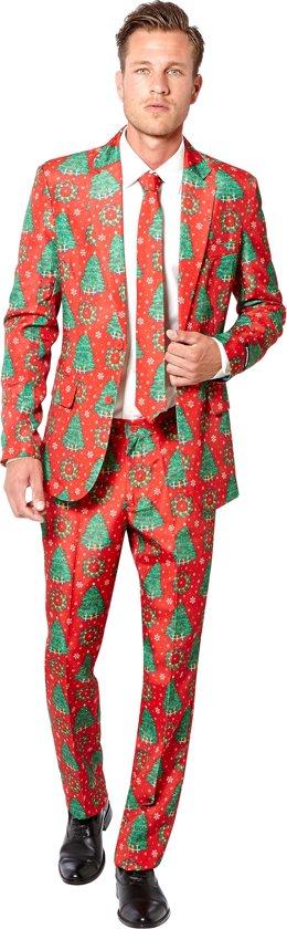 Suitmeister Christmas Trees- Kostuum - Maat - XL