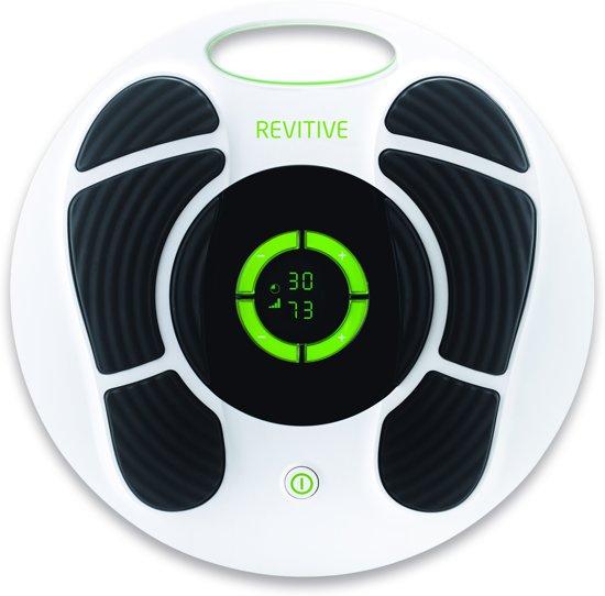 revitive medic plus voet zwart groen wit stimulator. Black Bedroom Furniture Sets. Home Design Ideas