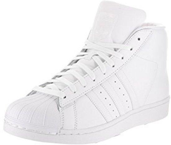 | Adidas Sneakers Promodel Original Heren Wit Maat 42