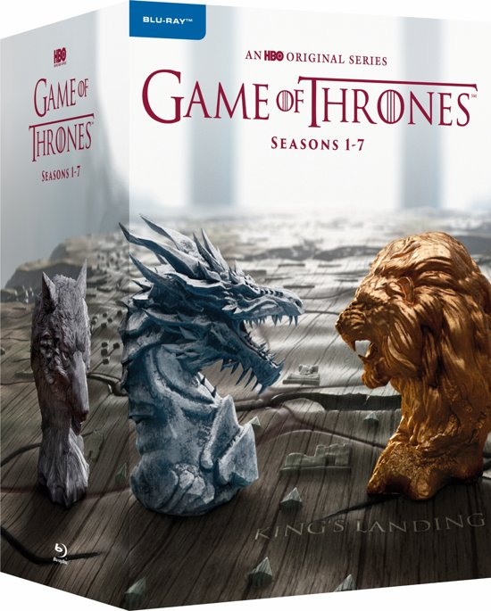 Game of Thrones - Seizoen 1 t/m 7 (Blu-ray) (Import met NL)