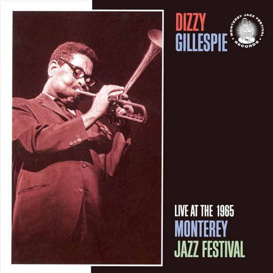 Live At The 1965 Monterey Jazz Fest