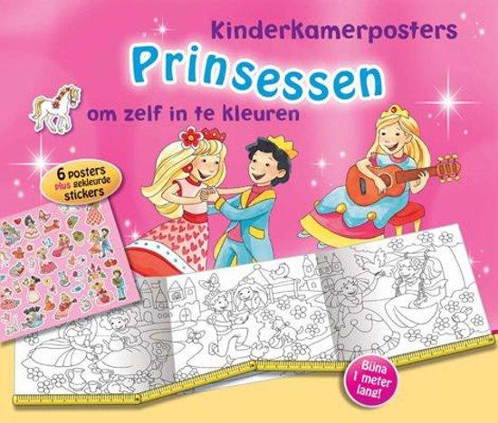 Kinderkamerposters Prinsessen