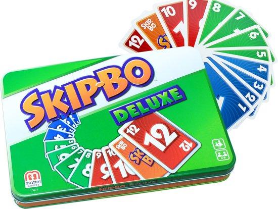 Skip Bo Luxe uitvoering - Kaartspel