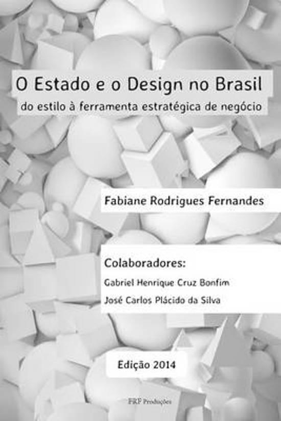 O Estado E O Design No Brasil