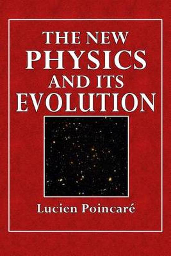 The New Physics and its Evolution