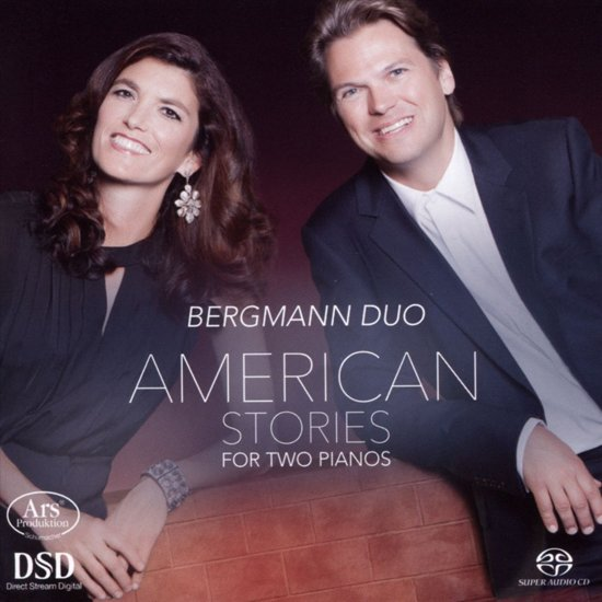Bergmann Duo - American Stories