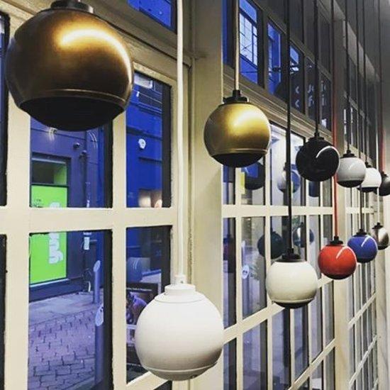 Gallo Acoustics Micro Droplet - Hangende Speaker - Hoogglans Zwart