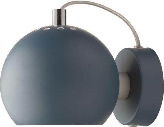 Frandsen Ball - Wandlamp - Blauw