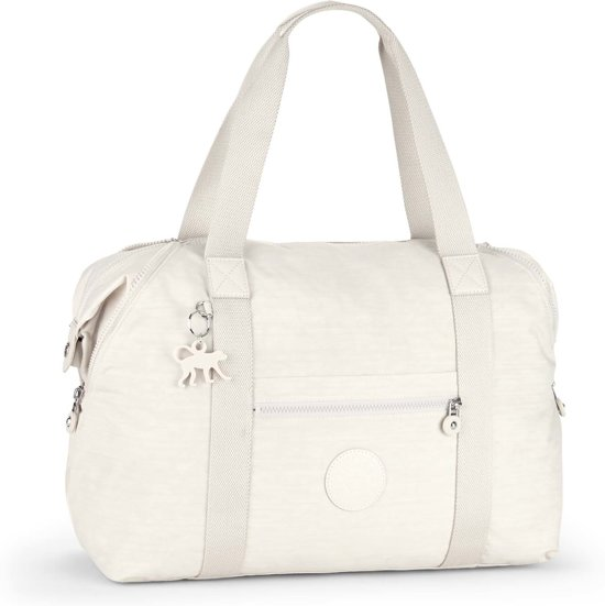 Kipling Art Mini Schoudertas - Dazz Cream