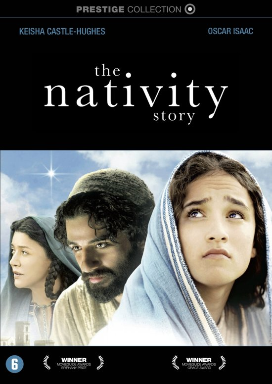 DVD cover van Prestige Collection: The Nativity Story