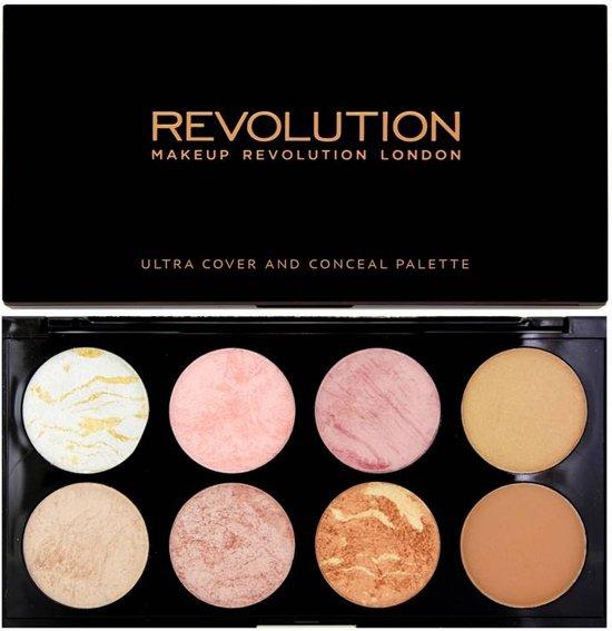 Makup Revolution Ultra Blush Palette � Golden Sugar�