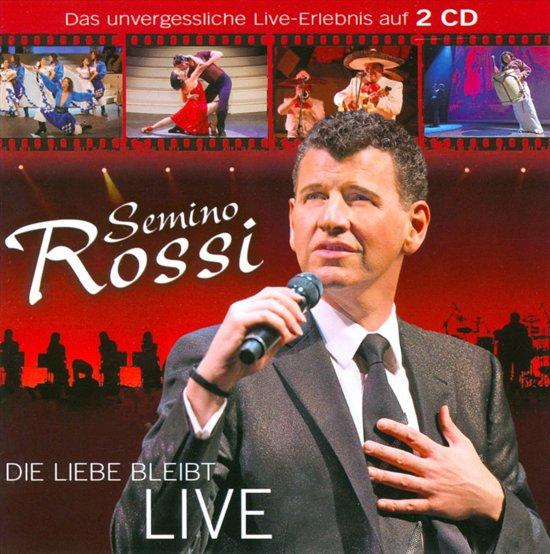 Die Liebe Bleibt - Live (Cd Set)