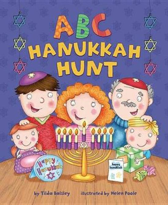 ABC Hanukah Hunt