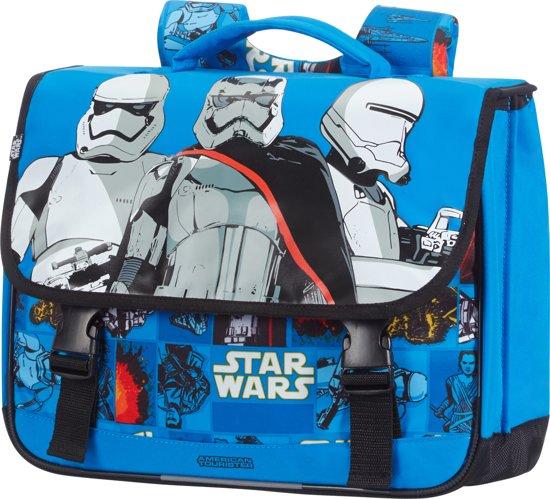 aed6970159c Disney Wonder Star Wars Saga M - Schooltas - Kinderen - Indigo Blauw