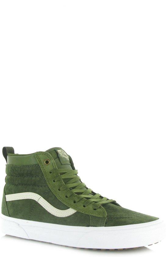Vans UA SK8 Hi MTE Groen 43