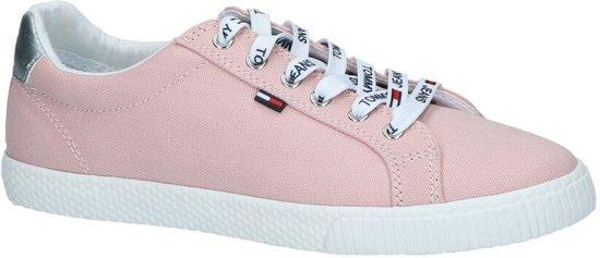 Roze Sneakers Tommy Hilfiger Tommy Jeans Dames 36