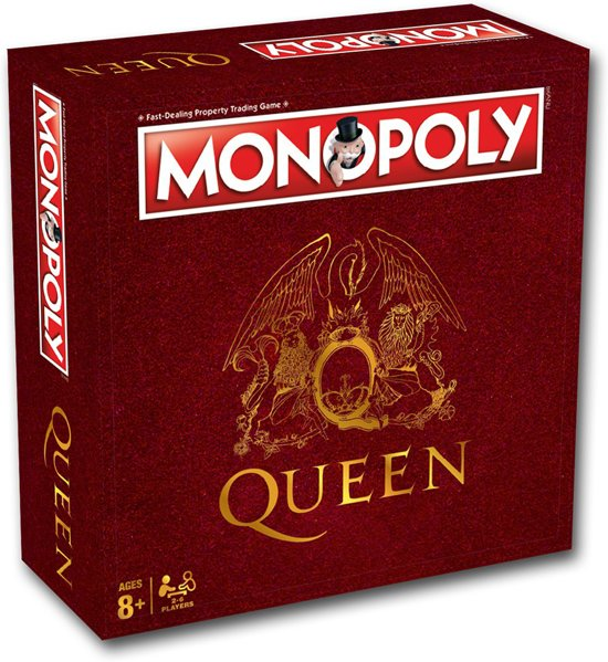 Monopoly Queen - Bordspel
