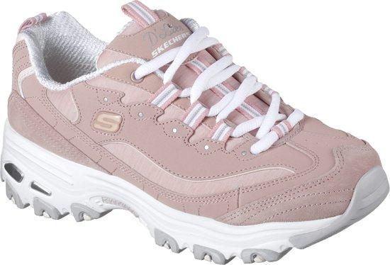D'lites Pink Time Sneakers Me Dames Skechers xdWAqYzd