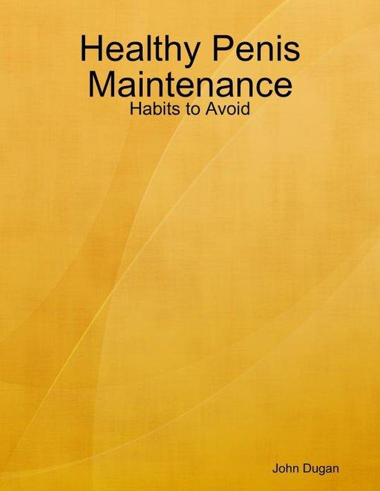 penis maintenance