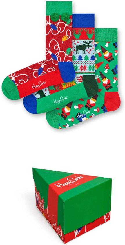 Happy Socks Holiday Sokken Giftbox - Maat 36-40