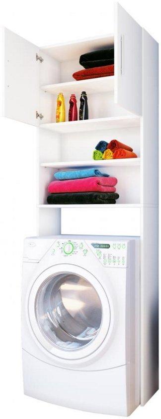 bol.com | Jutas wasmachine ombouw - Wit