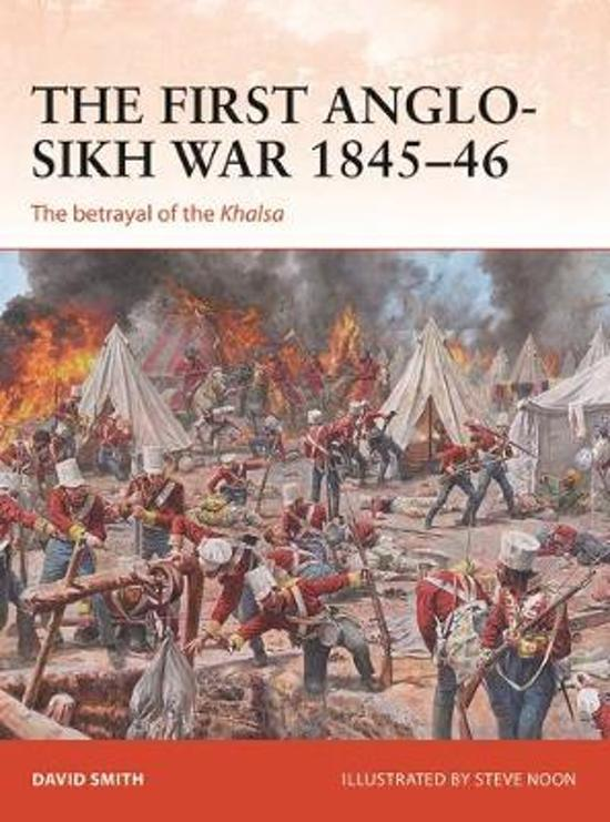The First Anglo-Sikh War 1845-46