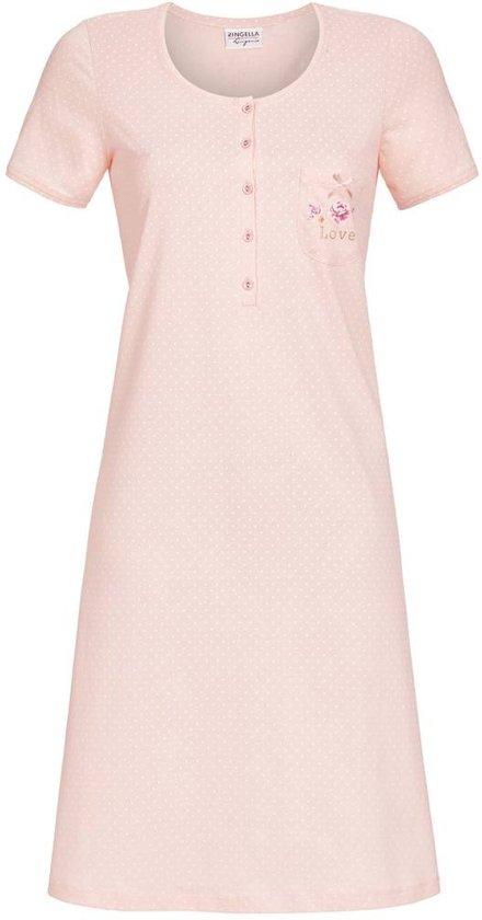 98c4db50ed9 bol.com | Roze dames nachthemd stipjes Ringella