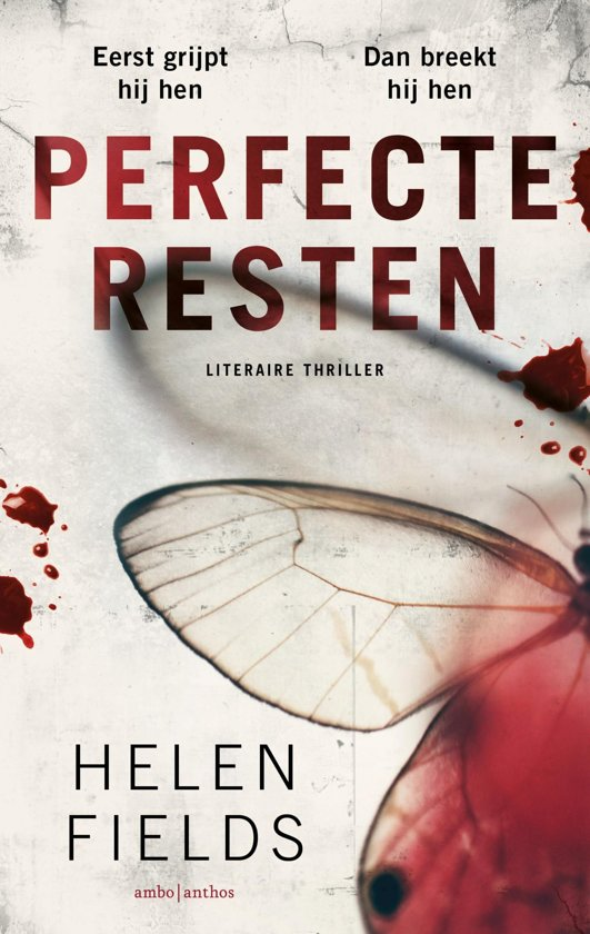 Boek cover Perfecte resten van Helen Fields (Onbekend)