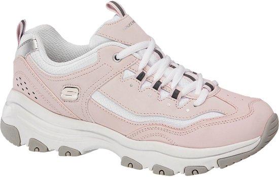 Memory Dames Maat Lichtroze 41 Chunky Skechers Foam Sneaker IgdB88qx