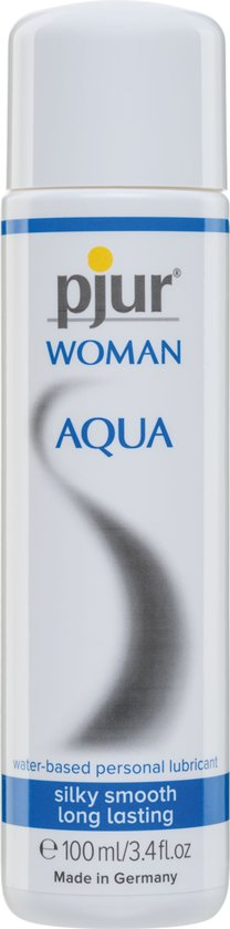 Woman AQUA glijmiddel 100 ml