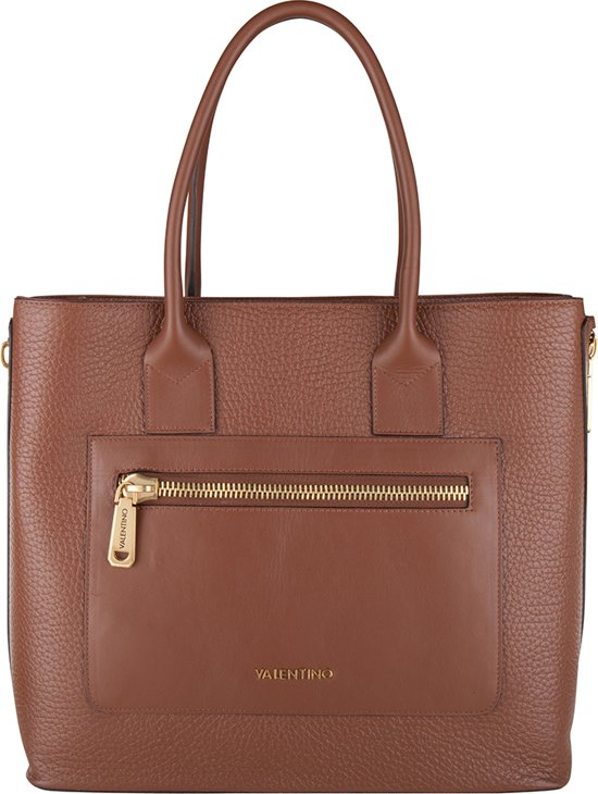 Zippa Valentino Cognac Shopper Zippa Valentino Shopper Wt0fwfOcq