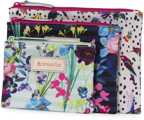 eaf550df932 bol.com | Etui Accessorize Sweet set van 3 16/20/24 cm, Accessorize ...