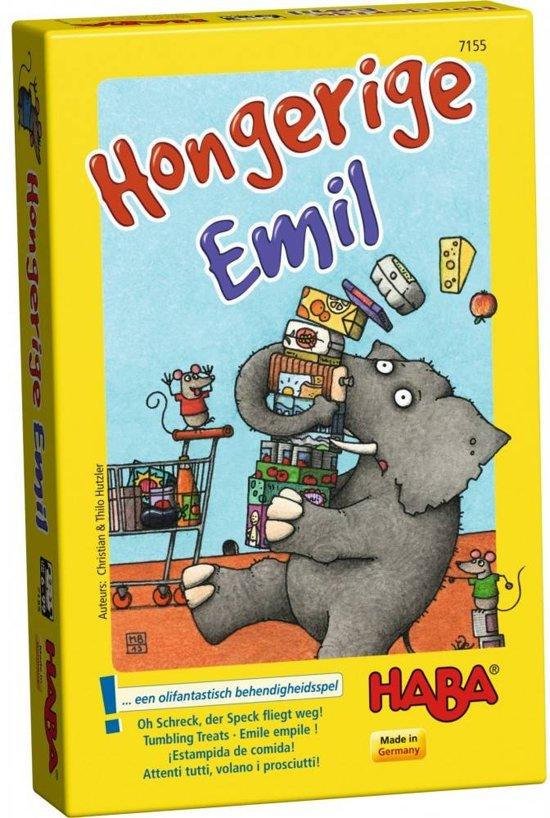 Haba Spel Spelletjes vanaf 6 jaar Hongerige Emil