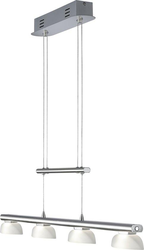 Hanglamp - Senator - LED - Nikkel mat