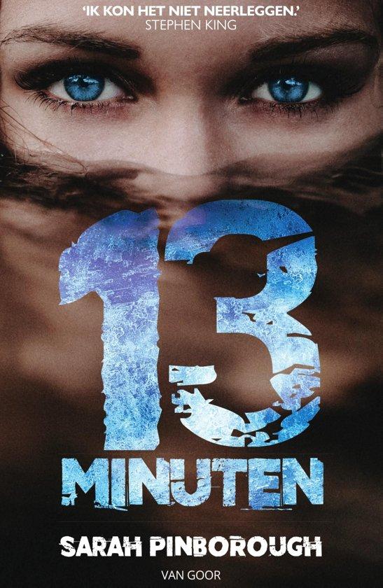 Boek cover 13 minuten van Sarah Pinborough (Onbekend)