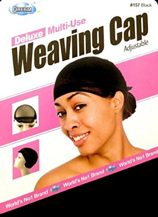 Dream Deluxe Multi-Use Weaving Cap Adjustable