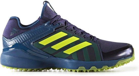 adidas Hockey Lux Hockeyschoenen - Outdoor schoenen  - blauw donker - 43 1/3