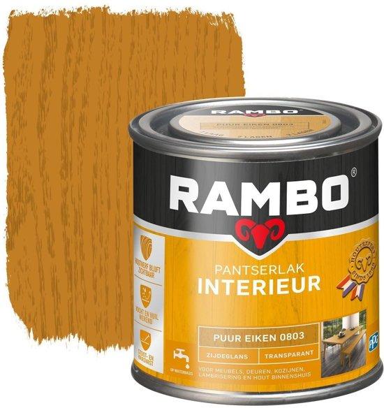 bol.com | Rambo Pantserlak Interieur Transparant Zg Puur Eiken 0803 ...