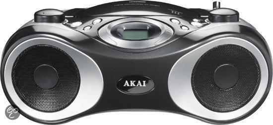 Akai APRC11M radio / cd / mp3-speler
