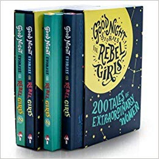 Good Night stories for rebel girls the gift set.