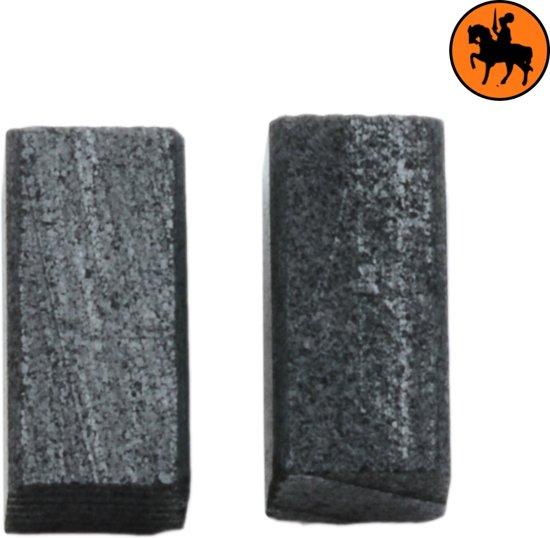 Koolborstelset voor Black & Decker AST4A - 5x5x10mm