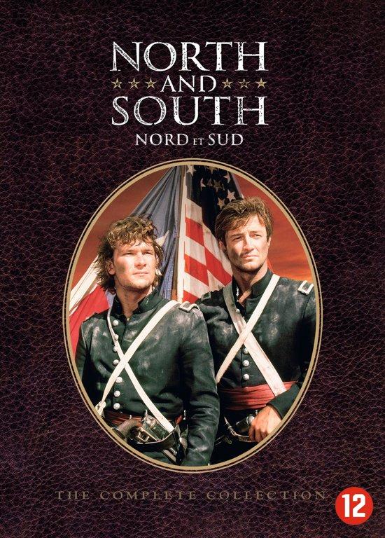 North & South - De Complete Serie: Boek 1 t/m 3
