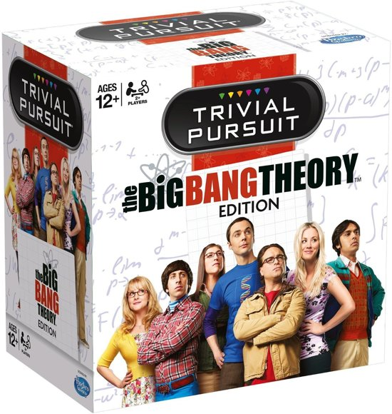 Afbeelding van het spel Trivial Pursuit Big Bang Theory - Engelstalig