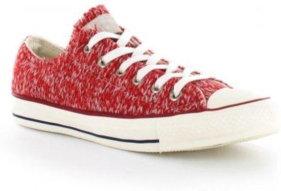 aba676d301e bol.com | Converse Chuck Taylor All Star OX - Sneaker - Rood - Maat 35