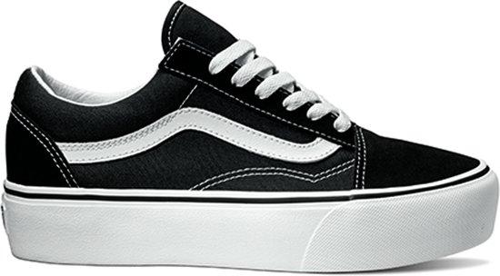 Black Maat Platform Vans Sneakers Skool 43 white Ua Old Unisex Zr8YtYApwq